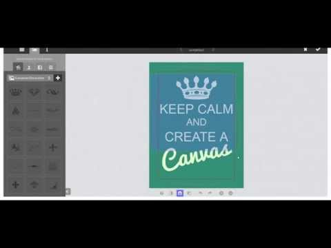 Using Fonts and Cliparts in the PopTex Design Studio