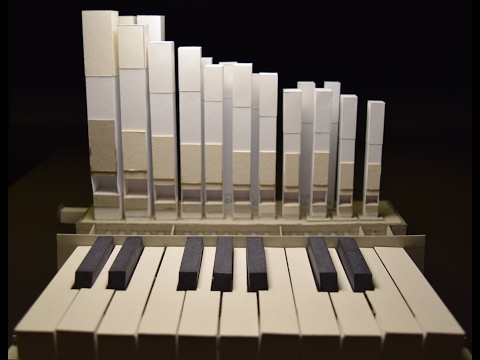 Making a Working Organ with Paper