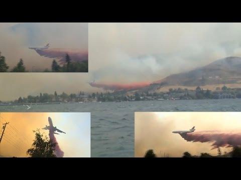 Chelan Complex Fire August 14,...