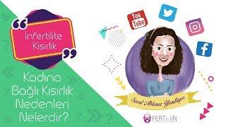 Op. Dr. Seval Taşdemir - Kadına bağlı kısırlık nedenleri nelerdir?