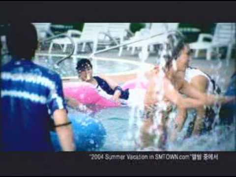 [MV] Hot Mail (여름편지) - SM TOWN