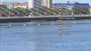 Pontevedra Spain  city photos gallery : 2016 ECA Canoe Marathon Europeans Championships in Pontevedra , Spain