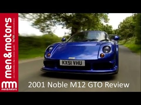 2001 Noble M12 GTO Review
