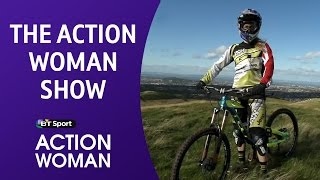 Rachel Stringer presents The Action Woman Show from Red Bull Foxhunt, where she meets downhill mountain bike world...
