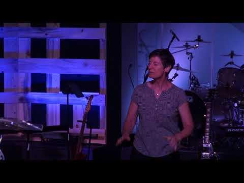Christ Community Church -- August 13, 2017 -- Tracy Evans