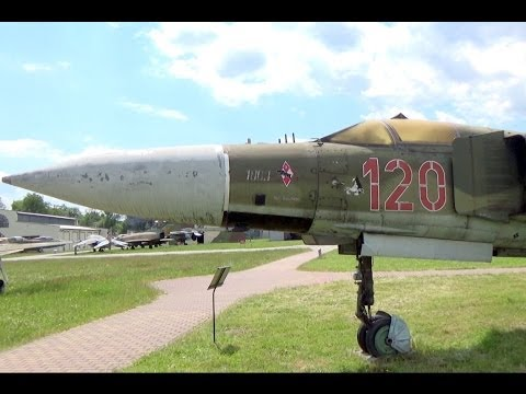 The Mikoyan-Gurevich MiG-23 is...