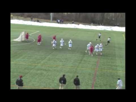 Goucher vs. King's Highlights - 3/8/14