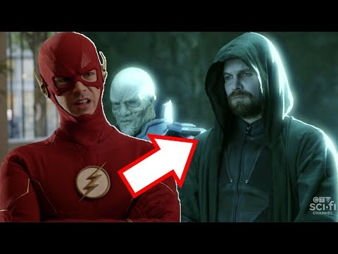 The Final Showdown! WTF *SPOILER* Appears! - Crisis on Infinite Earths FINALE Review!
