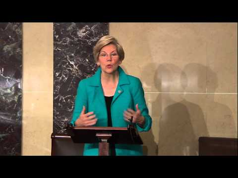 Elizabeth Warren salutes accomplishments on the 3rd anniversary of the CFPB