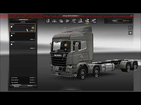 Scania Streamline Addonable Parts v1