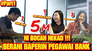 Video SIAP DI HALALIN !!! NI BOCAH NEKAD BAPERIN PEGAWAI BANK - HALALIN ADEK BANG MP3, 3GP, MP4, WEBM, AVI, FLV Juli 2019