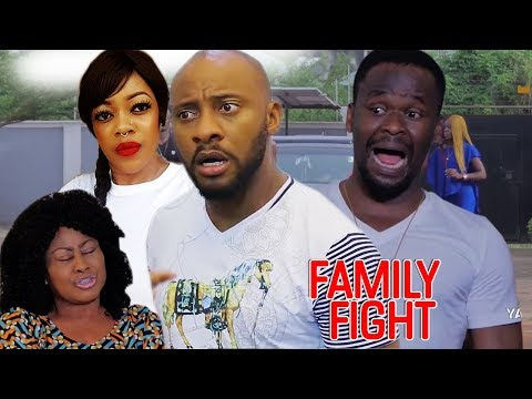 Family Fight 1&2 - Yul Edochie Latest Nigerian Nollywood Movie/African Movie/Family Movie Full HD