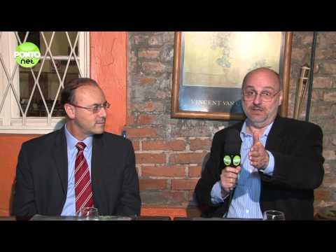 O cirurgião cardiovascular Eduardo Keller Saadi é entrevistado por Ricardo Orlandini