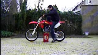 9. Honda CR85 2004