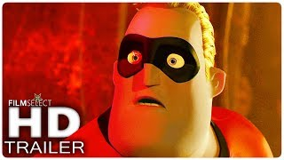 Video INCREDIBLES 2 Trailer 2 (2018) MP3, 3GP, MP4, WEBM, AVI, FLV Maret 2018