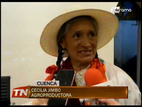 Municipio entrega certificados a promotores agroecológicos