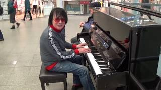 Happy St Patrick's Day - The Galway Shawl - Piano