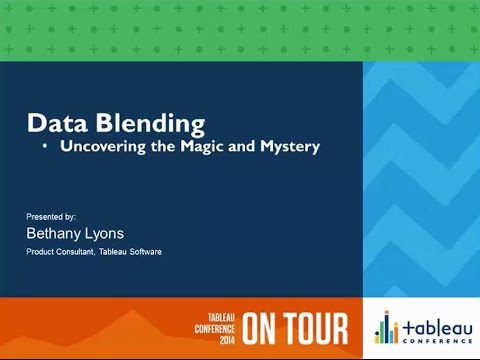 Data Blending: Uncovering the Magic and Mystery (In English)