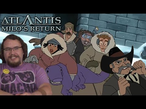Atlantis II: Milo's Return - Matt's Fun Time Bad Movie Show