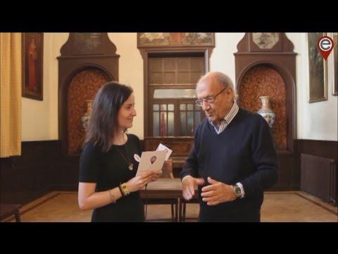 Entrevista a Pere Portabella en la presentación de Informe general II