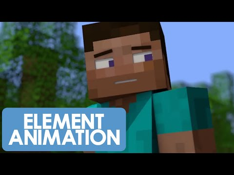 An Egg's Guide to Minecraft - PART 4 - You're not a cube? (Minecraft Animation)