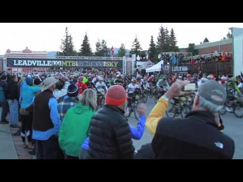 Leadville Trail 100 Mountain Bike Race – Team CKF 2013