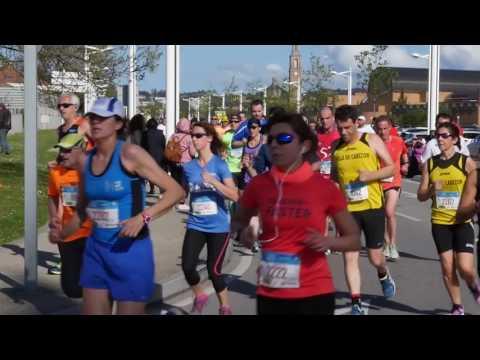 Séptima Media Maratón Villa de Jovellanos - El Reto Astur Wagen 2017