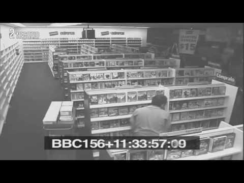 ecco 5 avvistamenti di fantasmi ripresi dalle telecamere di sorveglianza