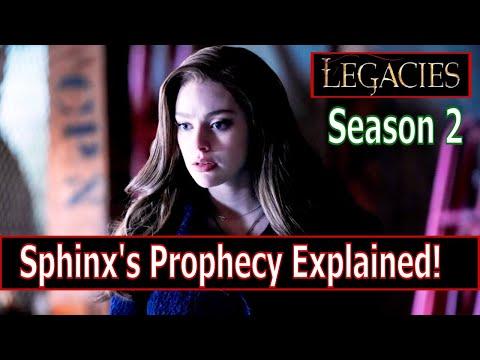 Legacies Season 2 Prophecy Explained!!
