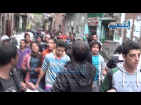 """ثوار """"محمد محمود"""" للداخلية: """"الله يرحم في التحرير كان بيبص بعين مكسورة"""""""