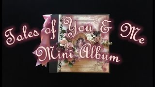 - THIS ITEM HAS BEEN SOLD -Check out my new Etsy Shop for upcoming items: DebrasCraftyCornerhttps://www.etsy.com/shop/DebrasCraftyCornerIn today's video, I show my new Prima Tales of You & Me mini album. The flowers are by Wild Orchid Crafts and Prima. Unfortunately, the paper pack has been discontinued, however make sure to check your local Hobby Lobby to see if they have some left! It is such a beautiful paper stack and you don't want to miss out!Thank you for watching and subscribe for more!
