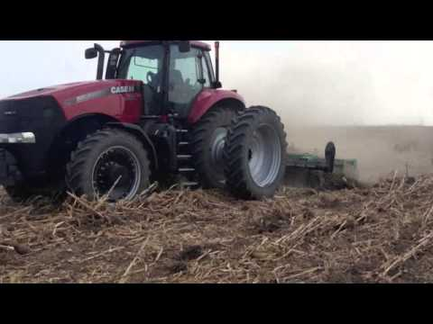 K-Line Industries Speedtiller in action