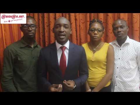 Colloque International d'Abidjan sur les Réseaux Sociaux en ligne