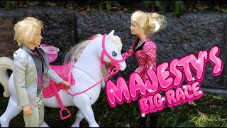 Barbie - Majesty's Big Race