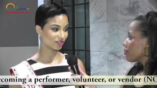 Miss Universe Jamaica 2014, Kaci Fennell Interview Conducted by Korrie Reneé