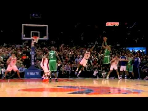 Paul Pierce Game Winner ft. Kryptonite 12/15/2010