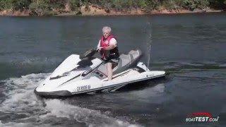 1. Yamaha FX SVHO (2016-) Test Video- By BoatTEST.com