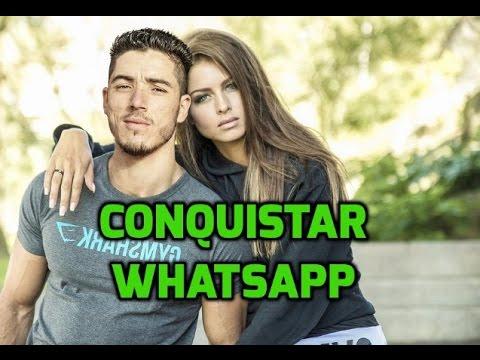 3 Mensagens de Whatsapp para conquistar uma Mulher