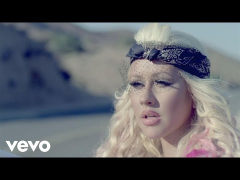 Christina Aguilera - Your Body