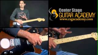 Learn How to play smoke on the water Guitar Lesson.mp4