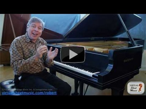 How to play staccato on the piano