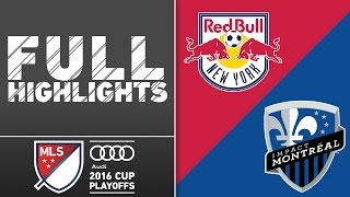 Video HIGHLIGHTS | New York Red Bulls vs. Montreal Impact MP3, 3GP, MP4, WEBM, AVI, FLV September 2017
