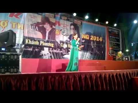 Hoàng hôn màu tím - Phi Nhung hội chợ  Hạ Long 19/10/2014