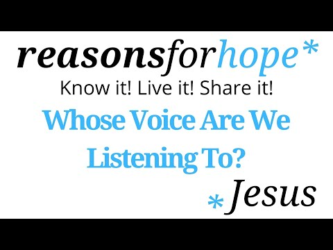 Whose Voice Are We Listening To