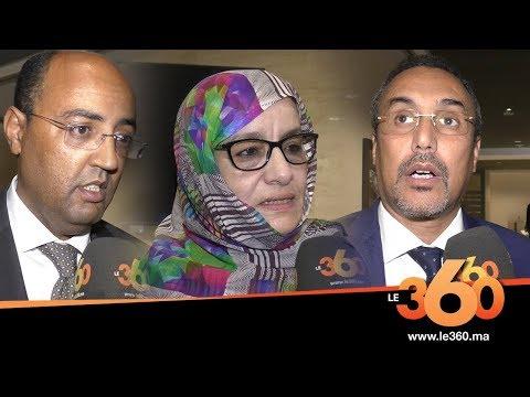 Le360.ma •المنتخبون الصحراويون المغاربة اعطوا لكولر دورهم الديمقراطي