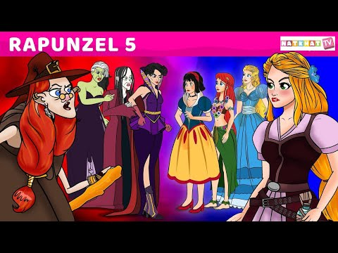 Rapunzel Series | Princess Vs Witch | रॅपन्ज़ेल | Episode 5