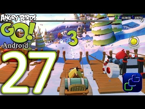 angry birds go android hack apk