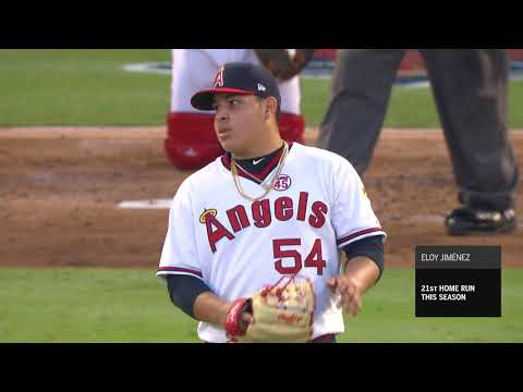Video: 4-run 7th propels Halos to 6-5 win | White Sox-Angels Game Highlights 8/17/19