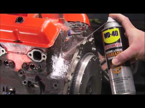WD-40® Specialist® Machine & Engine Degreaser