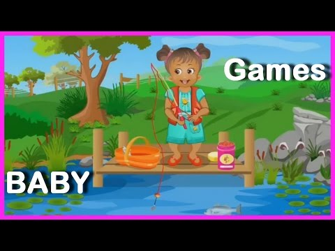 Best Baby Games Online with Baby Daisy Camping Game Episode New Adveture